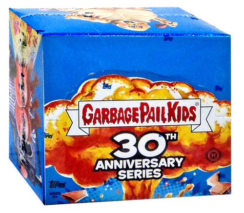 Garbage Pail Kids Topps 2015 30th Anniversary Trading Card HOBBY Box [24 Packs]