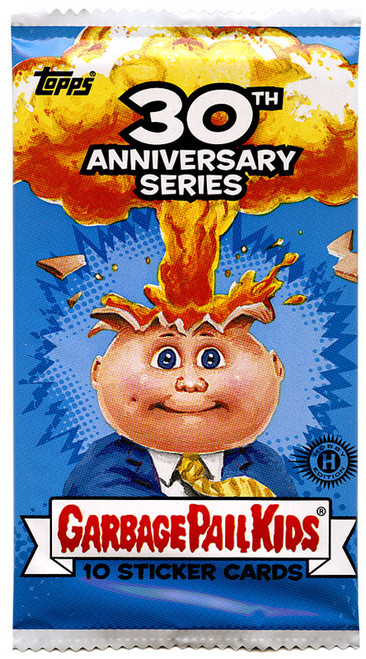 Garbage Pail Kids Topps 2015 30th Anniversary Trading Card HOBBY Pack