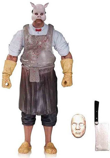 Batman Arkham Knight Professor Pyg Action Figure