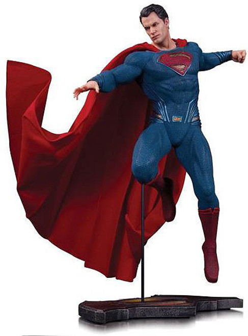 DC Batman v Superman: Dawn of Justice Superman Statue