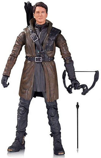 DC Arrow TV Malcolm Merlyn Action Figure