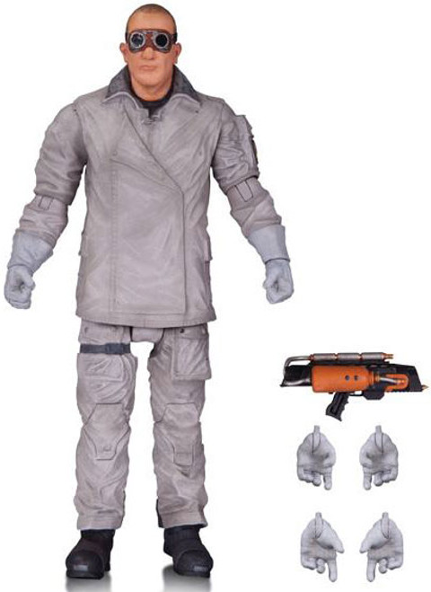 DC Flash TV Series Heatwave Action Figure