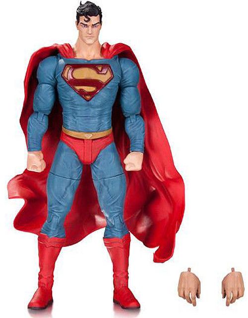 DC Designer Lee Bermejo Series 1 Superman Action Figure