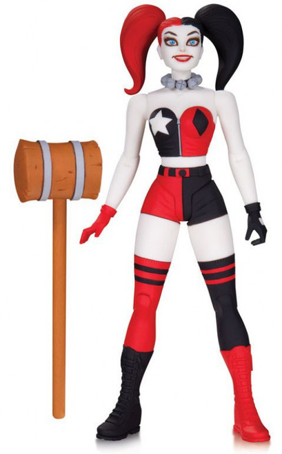 DC Designer Darwyn Cooke Series 1 Harley Quinn Action Figure