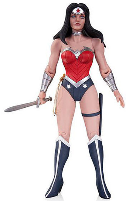 DC Designer Greg Capullo Series 4 Wonder Woman Action Figure #14