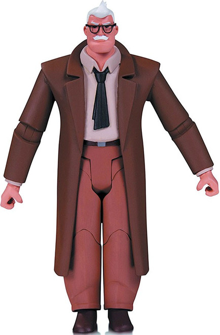 Batman The Animated Series Commissioner Gordon Action Figure