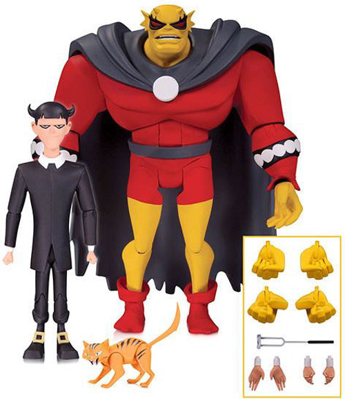 The Animated Series The New Batman Adventures Etrigan & Klarion Action Figure 2-Pack