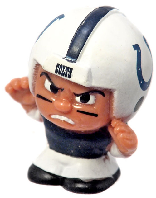 NFL TeenyMates Football Series 4 Defense Indianapolis Colts Minifigure [Loose]