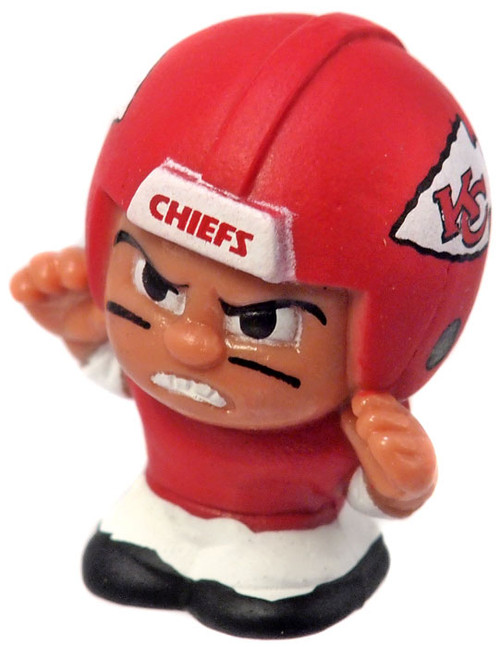NFL TeenyMates Football Series 4 Defense Kansas City Chiefs Minifigure [Loose]