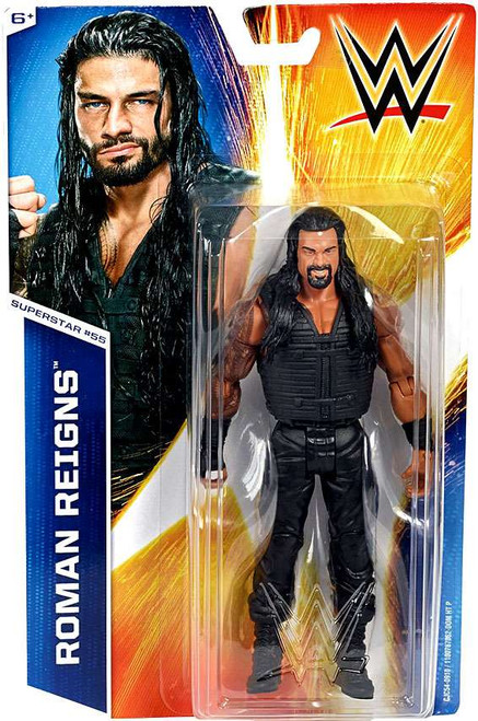 WWE Wrestling Series 54 Roman Reigns Action Figure #55