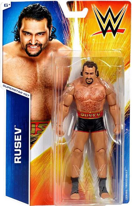 WWE Wrestling Series 54 Rusev Action Figure #57