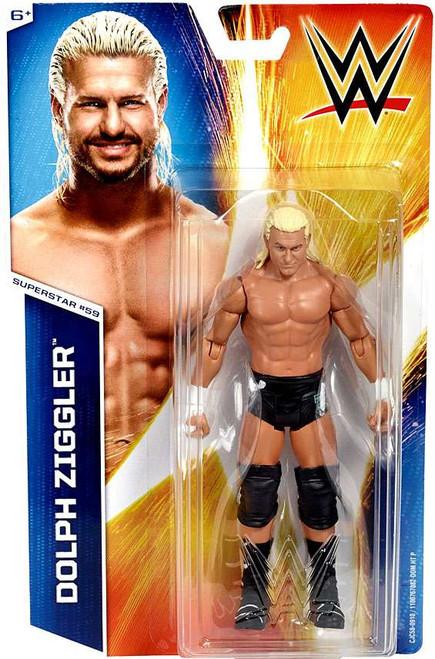WWE Wrestling Series 54 Dolph Ziggler Action Figure #59
