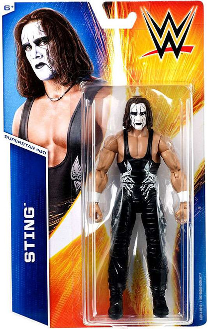 WWE Wrestling Series 55 Sting Action Figure #60