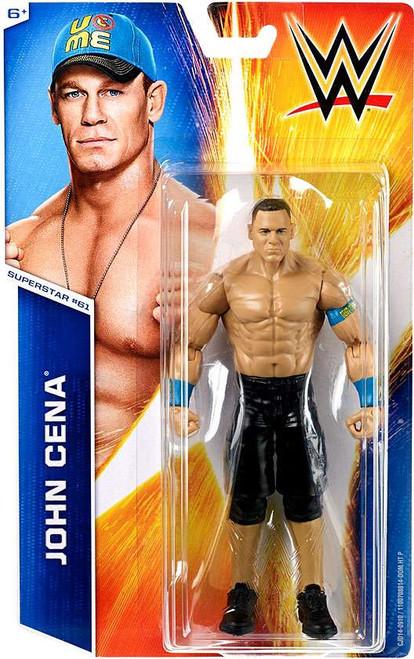 WWE Wrestling Series 55 John Cena Action Figure #61