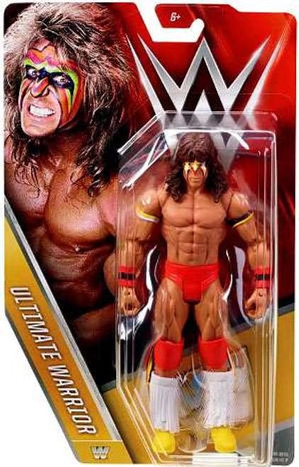 WWE Wrestling Series 56 Ultimate Warrior Action Figure