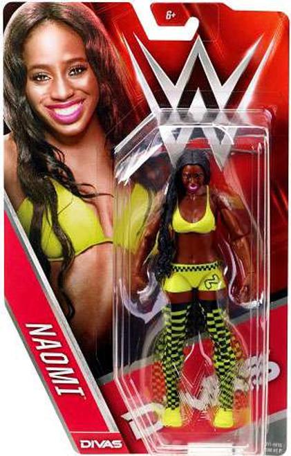 WWE Wrestling Series 56 Naomi Action Figure