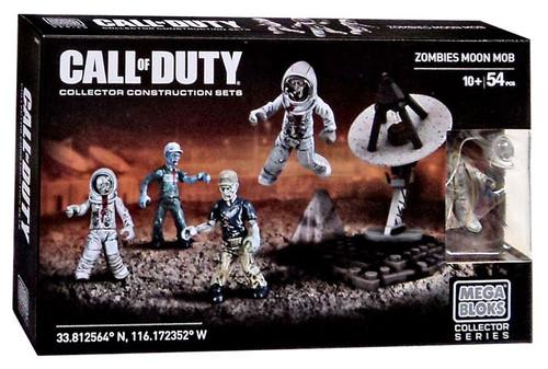 Mega Bloks Call of Duty Zombies Moon Mob Set #38148