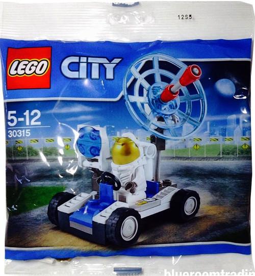 LEGO City Space Utility Vehicle Mini Set #30315 [Bagged]