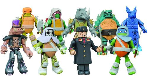Minimates Series 3 Teenage Mutant Ninja Turtles 2-Inch Mystery Box