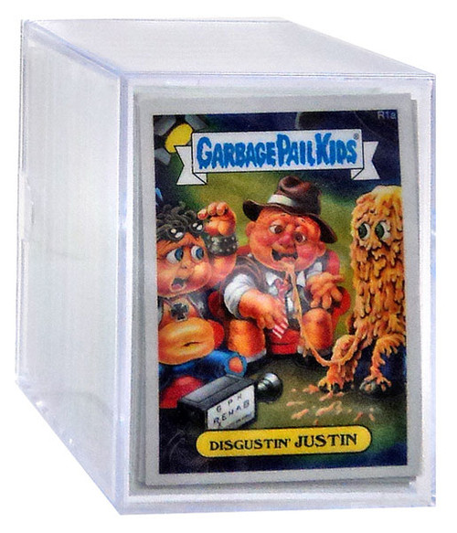 Garbage Pail Kids Topps 2014 Series 2 Chrome Trading Card Set