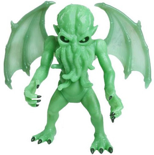 Call of Cthulhu Legends of Cthulhu Cthulhu Exclusive Action Figure [Glow-In-The-Dark]