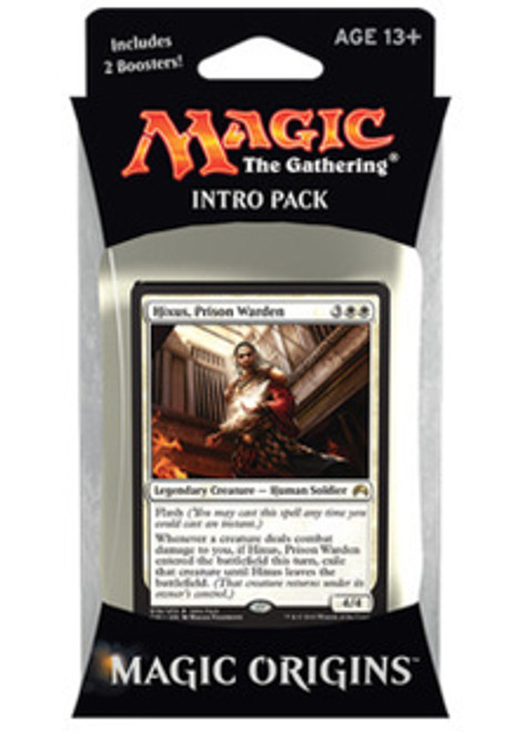 MtG Trading Card Game Magic Origins Brave the Battle Intro Deck