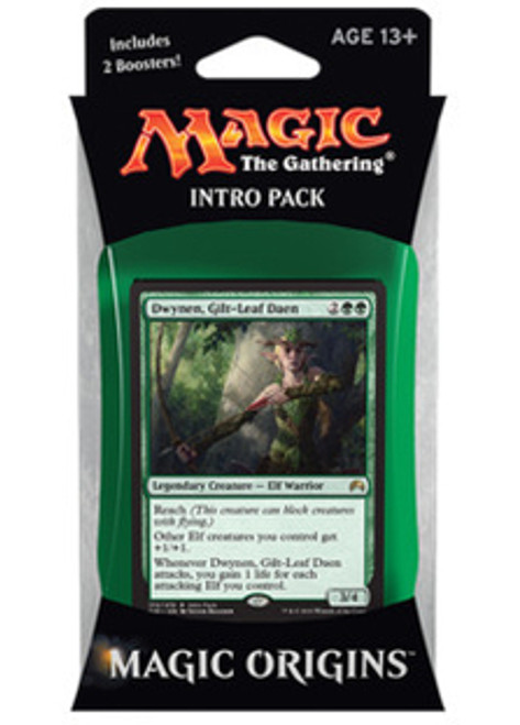 MtG Trading Card Game Magic Origins Hunting Pack Intro Deck