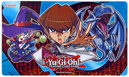 YuGiOh Duelist Kingdom Seto Kaiba Game Mat [Chibi ]