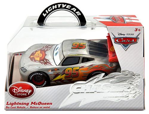 Disney / Pixar Chaser Series Lightning McQueen Diecast Car