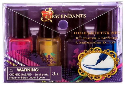 Disney Descendants Descendants Exclusive Highlighter Set