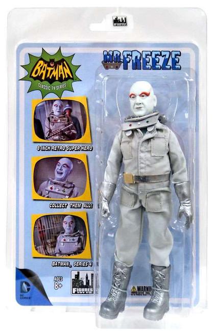 Batman 1966 TV Series Series 4 Mr. Freeze Action Figure
