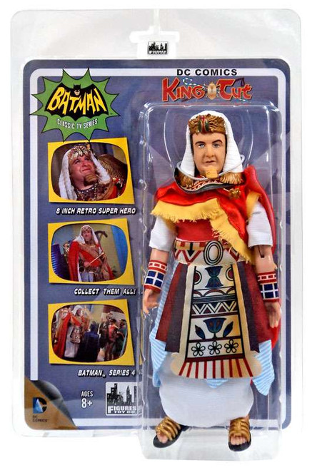Batman 1966 TV Series Series 4 King Tut Action Figure