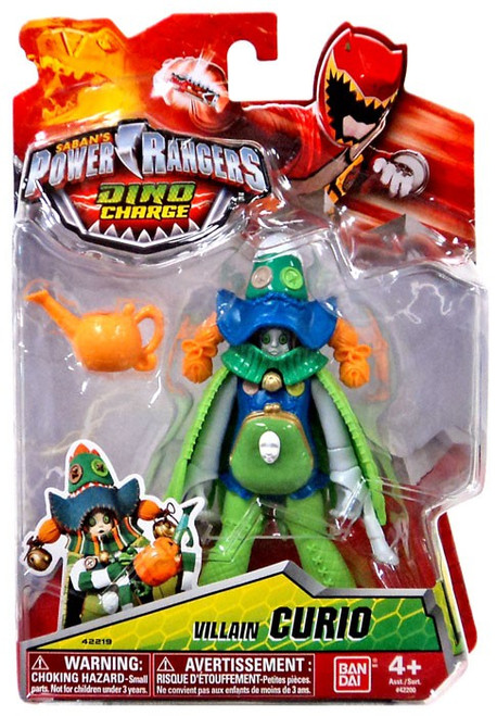 Power Rangers Dino Charge Curio Action Figure
