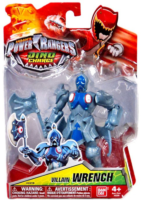 Power Rangers Dino Charge Wrench Action Figure