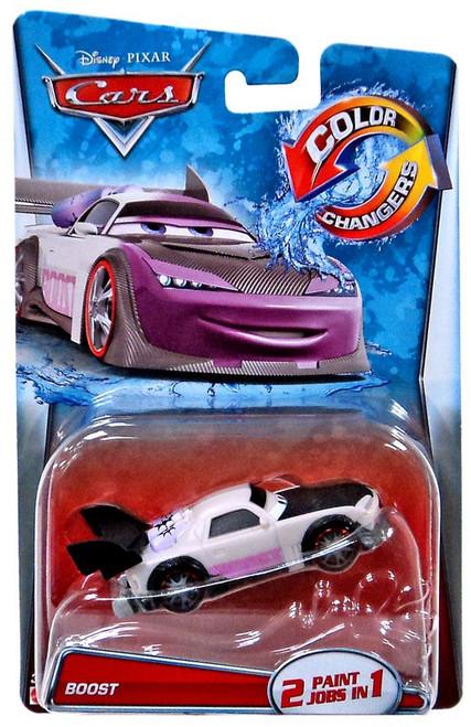Disney / Pixar Cars Color Changers Boost Diecast Car [2015]