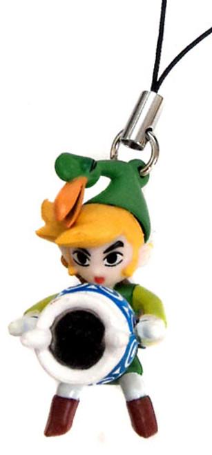 The Legend of Zelda Mascot Danglers Link Dangler [Gust Jar]