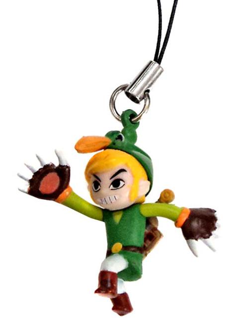 The Legend of Zelda Mascot Danglers Link Dangler [Mole Mitts]