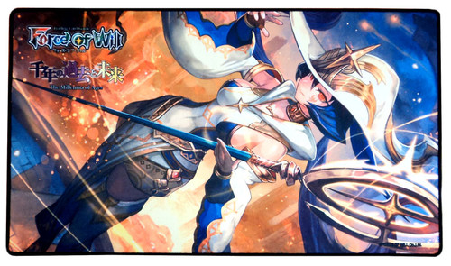 Force of Will The Millennia of Ages Play Mat