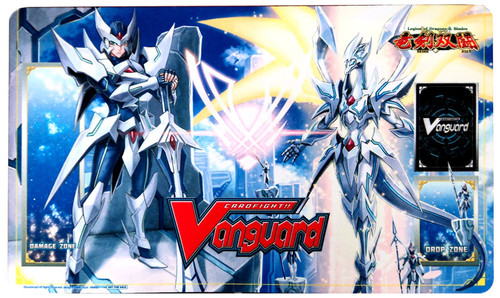 Cardfight Vanguard Card Supplies Legion of Dragons & Blades Playmat
