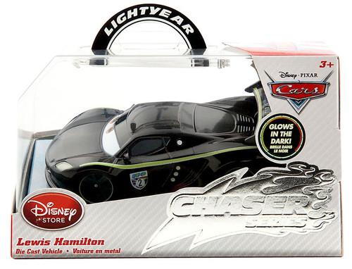 Disney / Pixar Chaser Series Lewis Hamilton Diecast Car