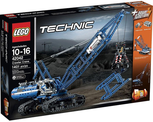 LEGO Technic Crawler Crane Set #42042