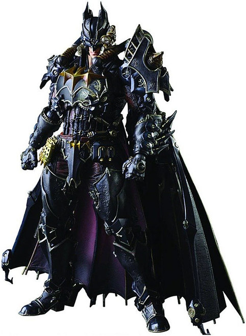 Variant Timeless Play Arts Kai Steampunk Batman Action Figure