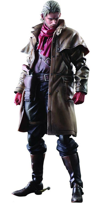 Metal Gear Solid V: The Phantom Pain Play Arts Kai Revolver Ocelot Action Figure