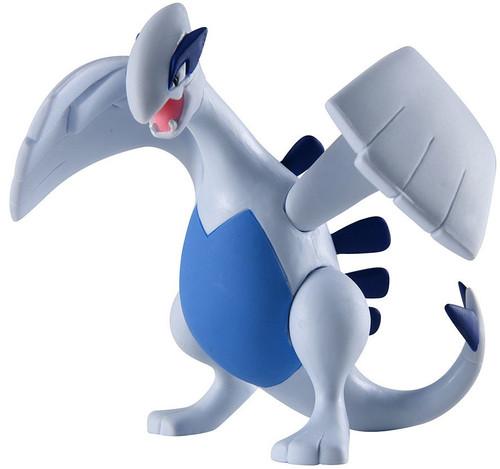 Pokemon TOMY Legendary Lugia 4-Inch Trainer's Choice Figure