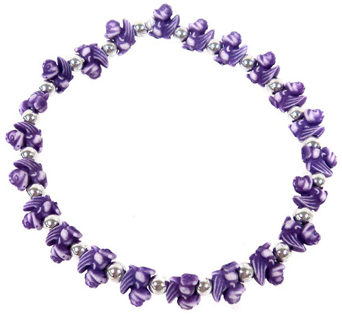 Dragonz Purple Dragons Bracelet