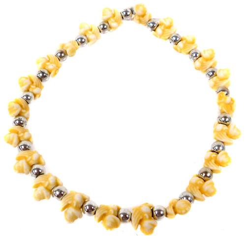 Dragonz Yellow Dragons Bracelet