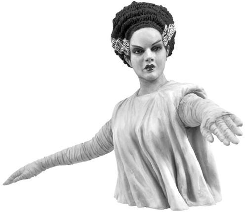 Universal Monsters Bride of Frankenstein Bride of Frankenstein Vinyl Bust Bank