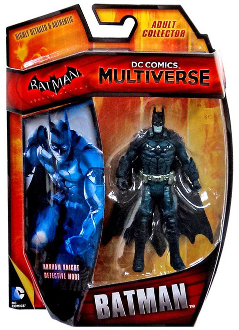 Arkham Origins DC Comics Multiverse Batman Action Figure [Detective Mode]