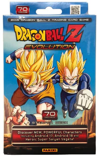 Dragon Ball Z Collectible Card Game Evolution Starter Deck
