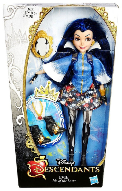 Disney Descendants Signature Evie 11-Inch Doll